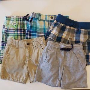 Gymboree size 2t shorts lot